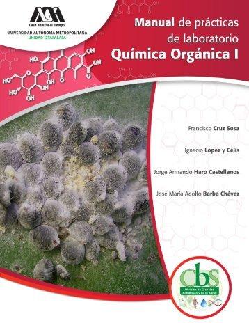 Manual de Química Orgánica I - UAM Iztapalapa