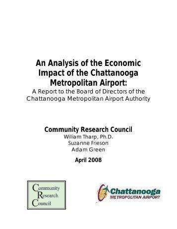 Economic Impact Analysis - Ochs Center for Metropolitan Studies