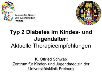 Typ 2 Diabetes im Kindes- und Jugendalter: Aktuelle ...