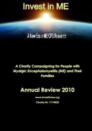 Annual Review 2010 - Invest in ME
