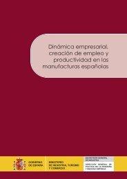 Dinámica empresarial, creación de empleo y productividad en