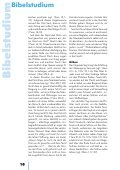 Bibelstudium - Seite 2