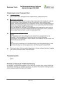 VA Lenkung von Aufzeichnungen - Vorest AG - Seite 4