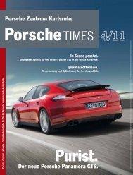 Ausgabe 4/2011 - Porsche