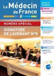 Médecin de France n°1193 - CSMF