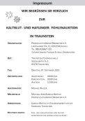 FOHLENAUKTION IN TRAUNSTEIN - Pferdezuchtverband ... - Seite 3