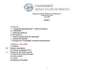 scheda di valutazione della retribuzione di risultato dell'universita' di ...