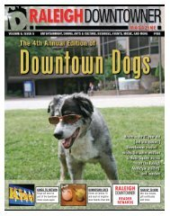 plain PDF file (7.7 mb) - Raleigh Downtowner