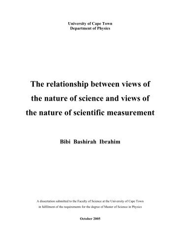 relationship between magic and science