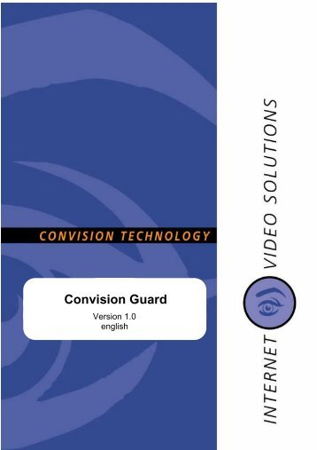 Convision Guard Program Start