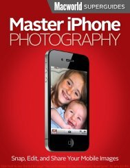 SUPERGUIDES Master iPhone PHOTOGRAPHY - Take Control