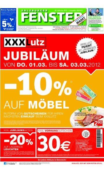 29. Februar 2012 | Ausgabe: 08/2012 - Salzburger Fenster