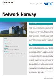 Download this case study - Nec