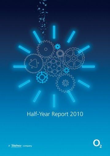 Half-Year Report 2010 - O2