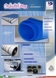 Ondubol Flex® Corrugato plastico in PP è un prodotto ... - Logismarket