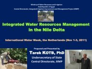 Integrated Water Resources Management (IWRM) - International ...