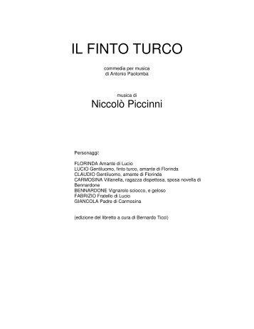 il libretto - Radio Rai