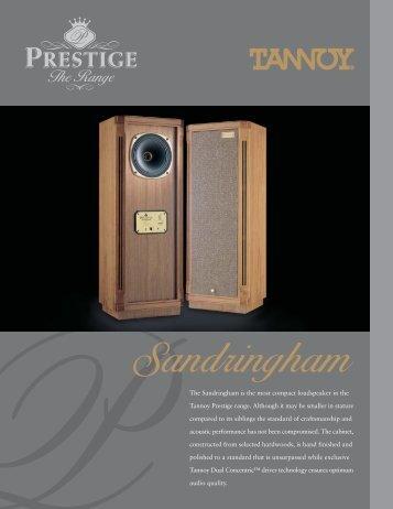 Sandringham Manual A/W fr Print