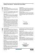 WARP Daylight - ADB Lighting Technologies - Seite 3