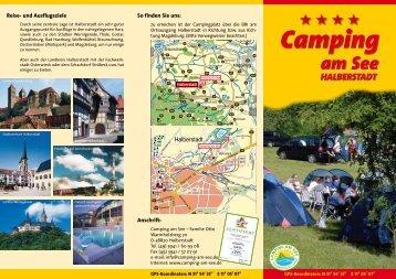das ganze Jahr - Camping am See