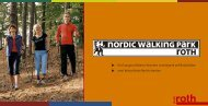 roth nordic walking.indd - Stadt Roth