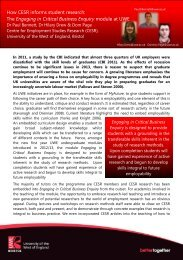 How CESR informs student research: The Engaging in Critical ...