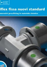 Optiflex fissa nuovi standard con gli innovativi ... - R. Nussbaum AG