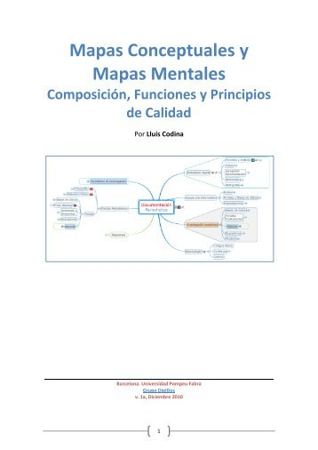 Mapas Conceptuales - Lluís Codina