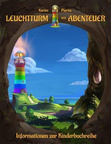 Informationen zur Kinderbuchreihe - Leuchtturm der Abenteuer ...