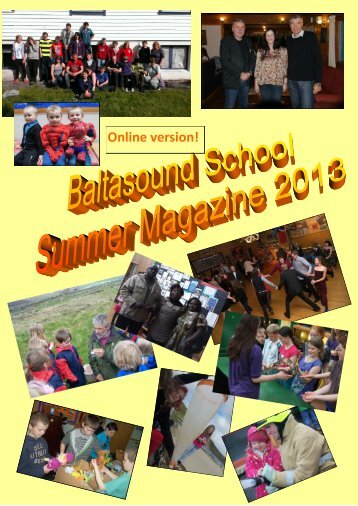 To obtain your copy click here - Baltasound Junior High School