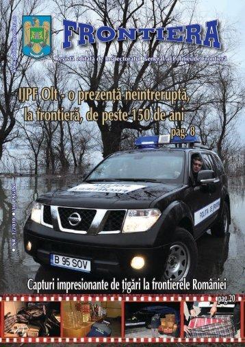 Nr. 1/2010 - Politia de Frontiera