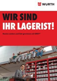Lagermanagement - Würth