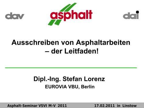 Stefan Lorenz - VSVI MV