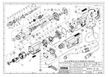 bosch parts diagram