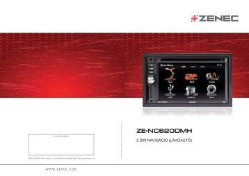 ZE-NC620DMH - Zenec
