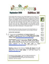 September 2009 – Lidcombe News Edition 35th - Montreal Fluency