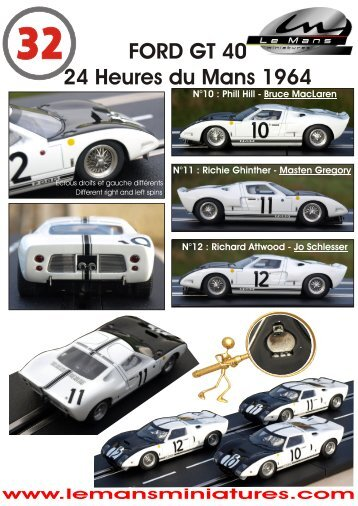 Fiche article 132064 - Pendle Slot Racing