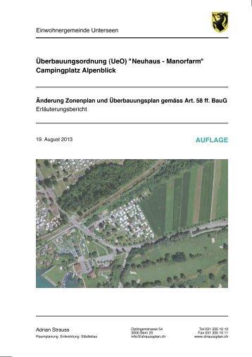 130814 Erl B Campingplatz Alpenblick red - Unterseen