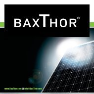 Image Broschüre [Stand: 01.02.2013] - BaxThor