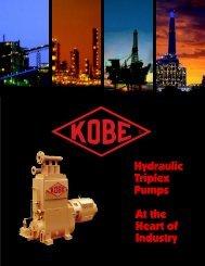 KOBE Pumps Brochure (pdf)