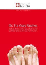 Dr. Fix Wart Patches - PK Benelux BV