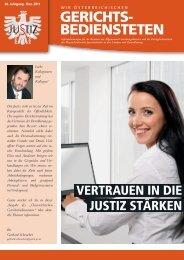 Dezember 2011 - ZA Justiz