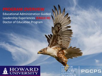 Howard University Information Session Presentation