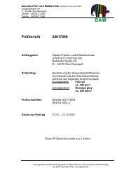 Prüfbericht 20017566