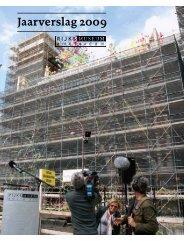 Jaarverslag 2009 - Rijksmuseum