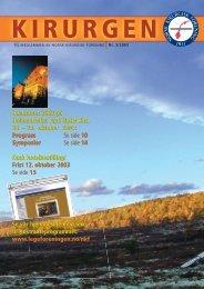 Last ned 3/2003 - Kirurgen.no