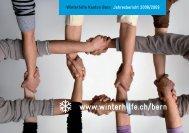 2008/2009 (PDF) - Winterhilfe Schweiz