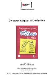 Die superlustigsten Witze der Welt - Egmont Schneiderbuch
