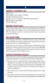 Fan Guide - Pepsi Center - Page 5
