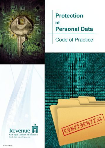 Protection of Personal Data Code (PDF, 970KB) - Revenue ...